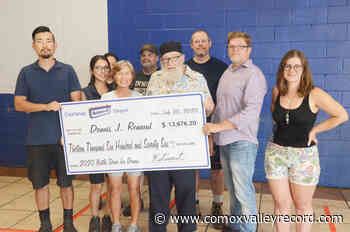 Courtenay bottle depot holds drive to help former worker – Comox Valley Record - Comox Valley Record