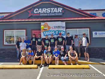 CARSTAR Courtenay wins award from CF Canada - Comox Valley Record