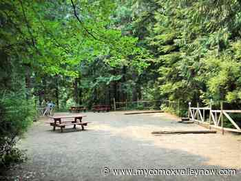 Cumberland campsite project getting ICET small capital restart funding - My Comox Valley Now