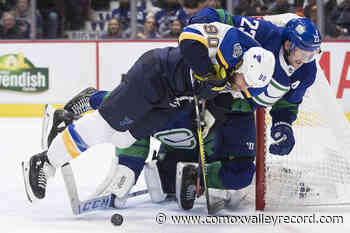 Who's ready for a little NHL action in August? - Comox Valley Record