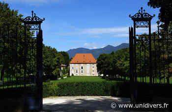 Visite du parc du château parc du château de Crolles Crolles - Unidivers