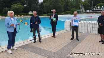 """Peiting: Gesundheitstag im Wellenbad: Von Wassergymnastik bis zur """"Bewerbung am Pool"""" - Merkur.de"""