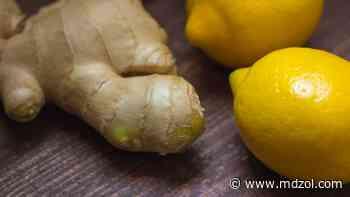 ¡El mejor Té adelgazante! la legendaria receta del limón con jengibre - MDZ Online
