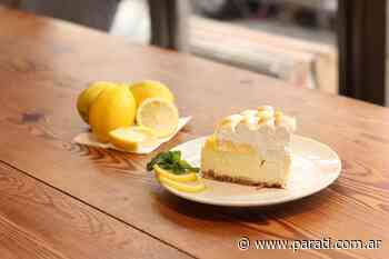 Es el día del cheesecake, y esta es la receta con limón para... - Para Ti