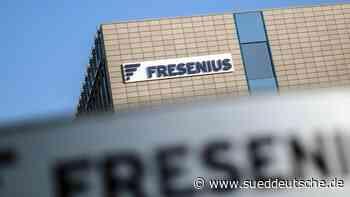 Klinikbetreiber Fresenius legt Quartalszahlen vor - Süddeutsche Zeitung