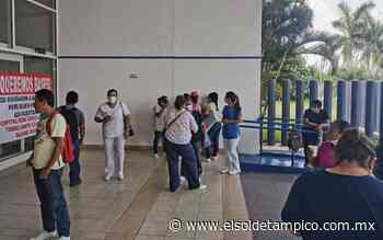 Hospital de Altamira niega entrada a pacientes con Covid-19: Adolfo Sierra Medina - El Sol de Tampico