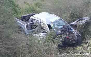 Pierden la vida una mujer y una niña de 3 años en accidente carretero: Altamira - Milenio