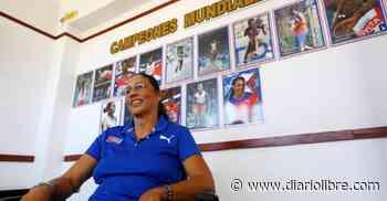 La cubana María Caridad Colón celebra como un oro olímpico su entrada al COI - Diario Libre