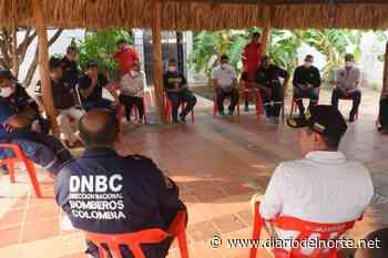 Bomberos de San Juan del Cesar denuncian que les prohibieron la entrada a la institución - Diario del Norte.net