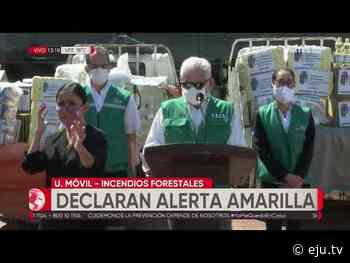 Gobernación cruceña envía ayuda a Puerto Quijarro, en desastre por el Covid-19 - eju.tv