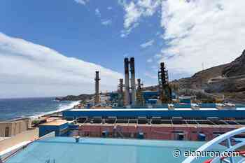 Cae la demanda eléctrica de La Palma un 6,5% en el primer semestre del año - elapuron.com