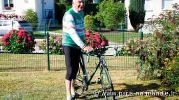 À Franqueville-Saint-Pierre, Jacques Rique, ex coureur cycliste professionnel, parle de la saison 2020 - Paris-Normandie