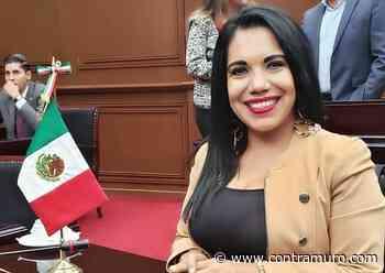 Wilma Zavala solicita se cristalice Espacio Emprendedor para Zacapu - Noticias de Michoacán - ContraMuro