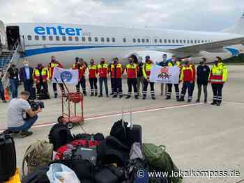 Kampf gegen Covid-19: Deutsches Hilfsteam aus Armenien zurückgekehrt - Lokalkompass.de