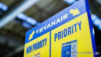 Ryanair-Plänen: Flughafen Weeze in unsicherem Fahrwasser - t-online.de