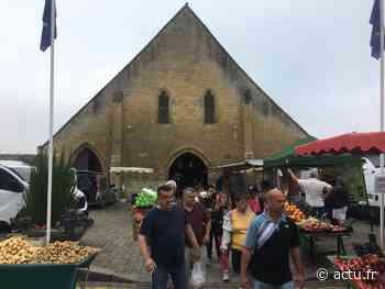 Saint-Pierre-en-Auge : le port du masque obligatoire sur le marché à partir de lundi - actu.fr