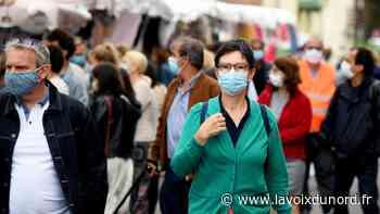 Le port du masque devient obligatoire dans divers espaces publics de Tourcoing - La Voix du Nord