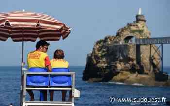 Biarritz : le port du masque obligatoire à partir de lundi dans les zones à forte fréquentation - Sud Ouest