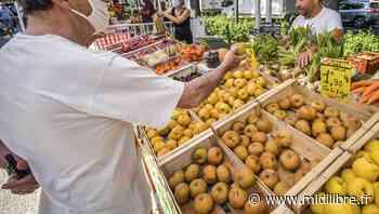 Le port du masque obligatoire sur les marchés de Vauvert jusqu'au 30 septembre - Midi Libre
