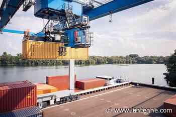 Des signes de reprise sur le port de Strasbourg - lantenne.com