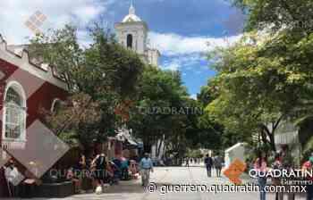 Extienden cuarentena a empleados de alcaldía de Chilpancingo y Congreso - Quadratín Michoacán