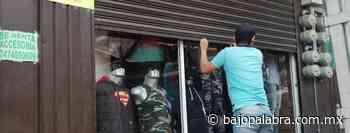Desempleo por pandemia incrementa robos en Chilpancingo, Guerrero - Bajo Palabra Noticias