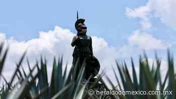 COVID-19: Principales símbolos de Guadalajara portan cubrebocas FOTOS - El Heraldo de México