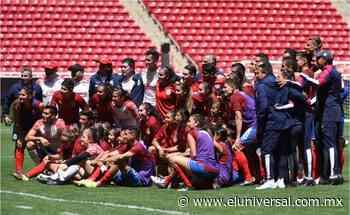 Liga MX Femenil: Varias jugadoras del Guadalajara están molestas | El Universal - El Universal