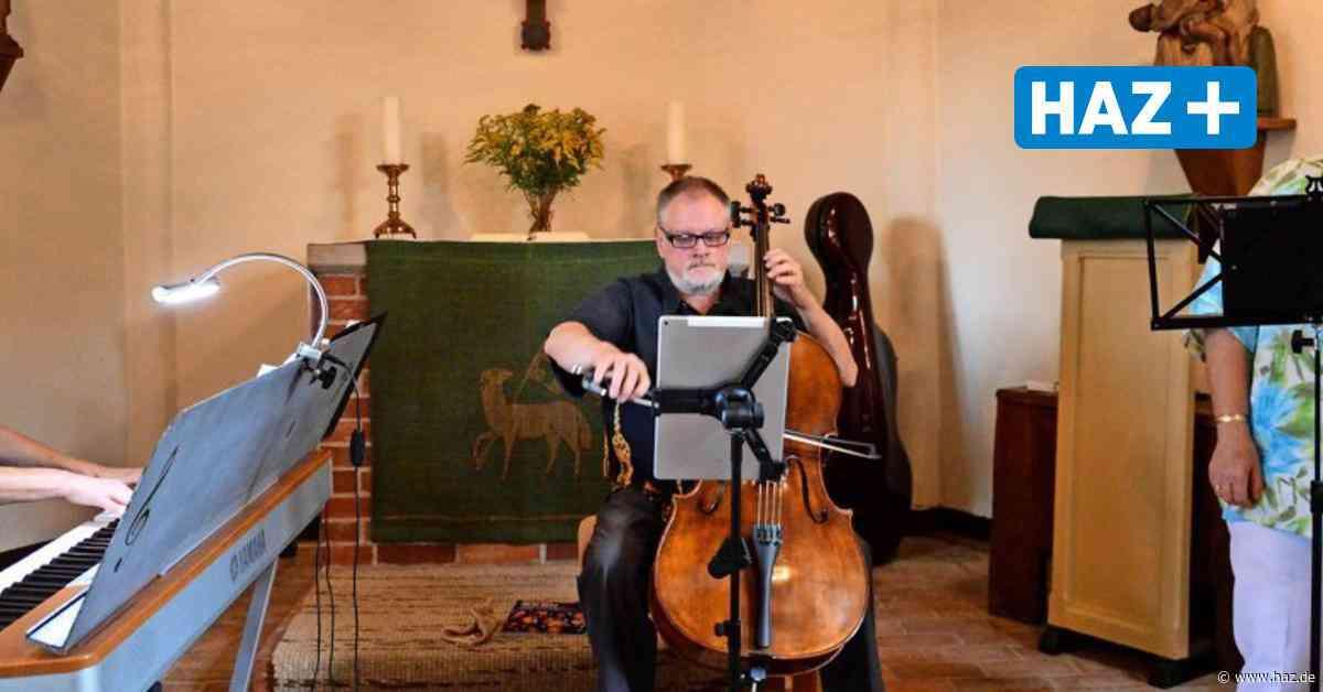 Isernhagen: Roland Baumgarte spielt in St. Marien Beethoven-Konzert für Nichtverreiste - Hannoversche Allgemeine