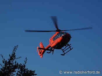 3 Schwerverletzte nach Unfall in Vlotho - Radio Herford