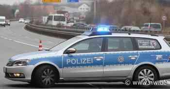 Fahrzeugbrand auf der A2 nahe Vlotho-West glücklicherweise ohne Folgen - Neue Westfälische