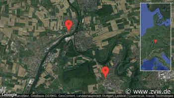 Remseck am Neckar: Gefahr durch Gegenstand auf L 1142 zwischen Neckarrems und Waiblingen-Hegnach in Richtung Waiblingen - Zeitungsverlag Waiblingen