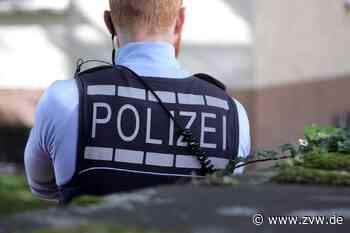 Remseck-Aldingen: 29-Jähriger leistet Widerstand gegen Polizisten nach Streit mit Bruder - Zeitungsverlag Waiblingen