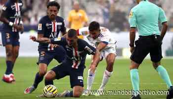 Lodi anima a su 'hermano' Guimaraes tras caer ante el PSG