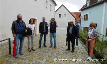 Früherer Landrat aus Elz kam zu Besuch - Mittelbayerische