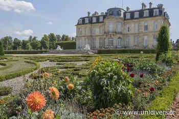 Visite libre du domaine national de Champs-sur-Marne Domaine national de Champs – Château et parc samedi 19 septembre 2020 - Unidivers