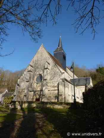 Visite gratuite de l'Eglise de Montgobert L'eglise saint-sulpice dimanche 20 septembre 2020 - Unidivers