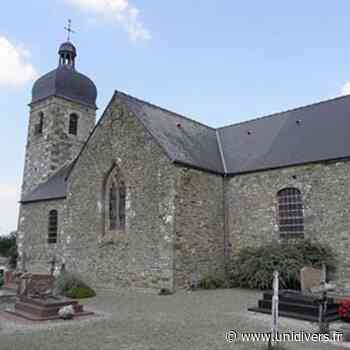 Visite libre de l'église Saint-Sulpice de Macey Eglise de Macey samedi 19 septembre 2020 - Unidivers