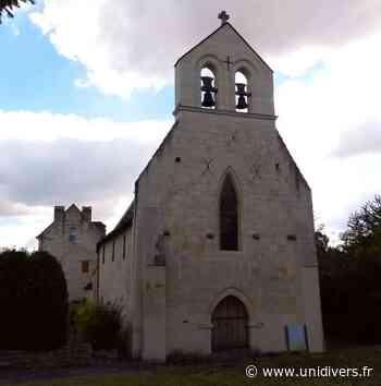 Visite de l'eglise Saint Sulpice Eglise SAINT-SULPICE,Village de Rou – 49400 ROU-MARSON samedi 19 septembre 2020 - Unidivers