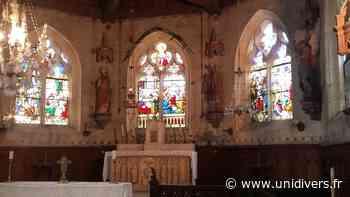 Visite libre Église Saint-Sulpice samedi 19 septembre 2020 - Unidivers