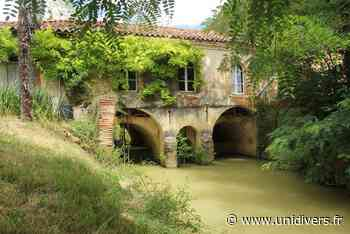 Visite guidée Moulin des Bures samedi 19 septembre 2020 - Unidivers