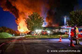 Magdeburg: Das Jahr der Brandstifter - Volksstimme