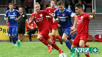 SV Schermbeck trotzt dem starken 1. FC Bocholt ein 1:1 ab - NRZ