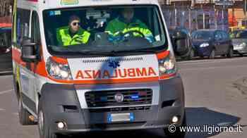 Incidente ad Arese, scontro tra auto e moto: ferito 28enne - IL GIORNO