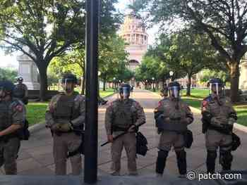 6 More Austin Protesters Arrested Amid Civil Unrest - Downtown Austin, TX Patch