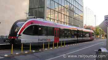 Austin city council approves light rail finance plan - International Railway Journal