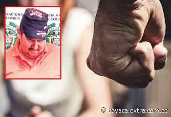 En Arcabuco, Boyacá, casi mata a golpes a su esposa, la masacró sin compasión - Extra Boyacá