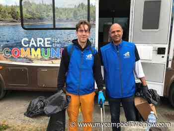 New community cleanup and outreach program launched in Campbell River - My Campbell River Now