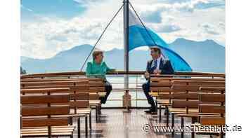 Merkel besucht als erstes Regierungsoberhaupt bayerisches Kabinett - Wochenblatt.de