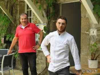 À Fontaine-Daniel, William espère se forger un nom - Le Courrier de la Mayenne